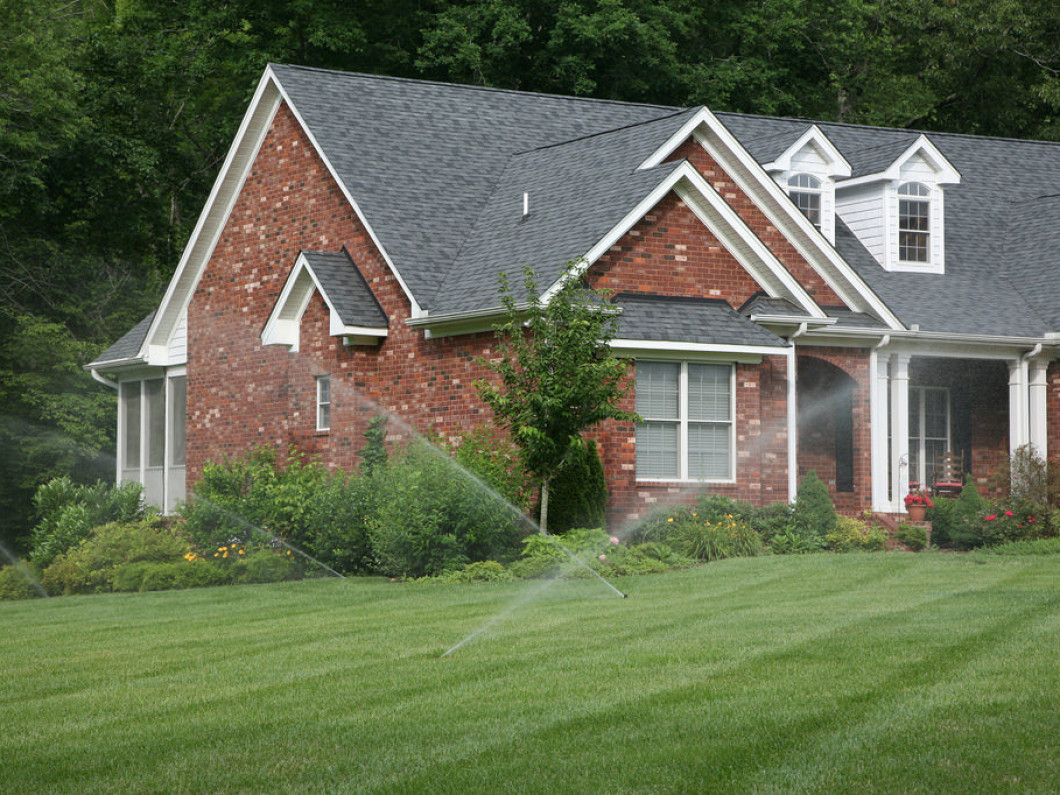 Sprinkler System Installation in Billings, MT and the surrounding areas